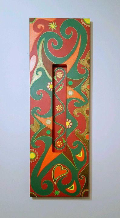 Frogowl - Louis Vasquez Art Gallery