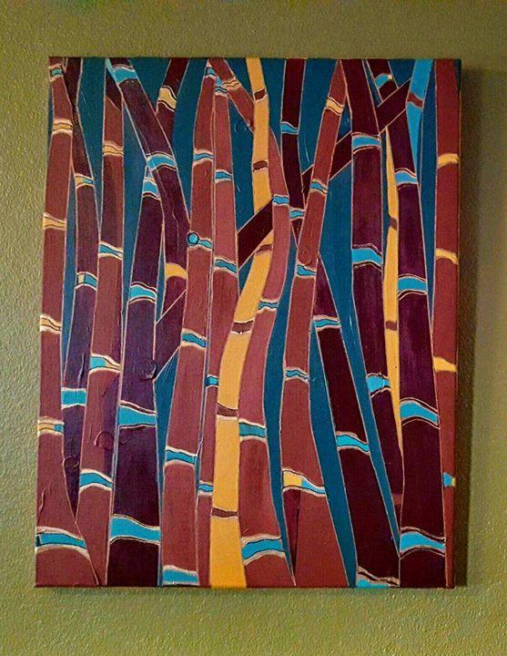 Ceramic Straws - Louis Vasquez Art Gallery