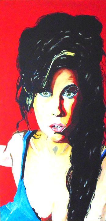 Amy Winehouse - LisaKellyArt