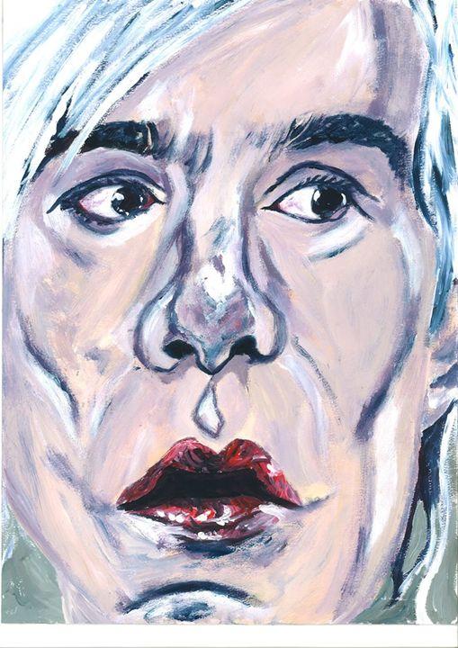 Andy Warhol - LisaKellyArt