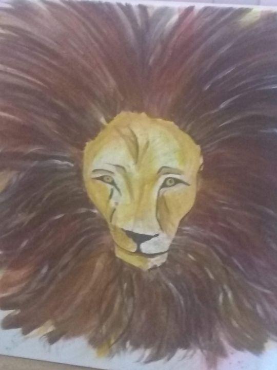 Le lion - Lorraine lee