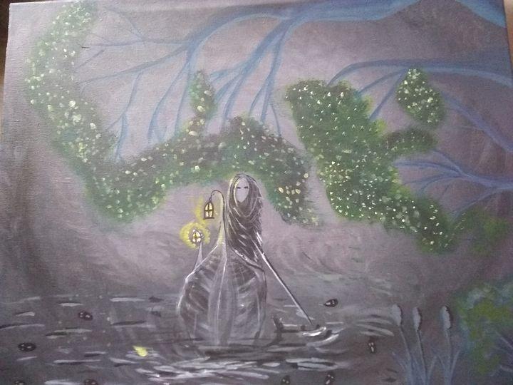 River Styx - Lorraine lee