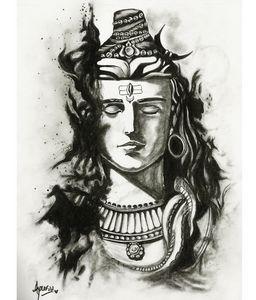 Shiva sketch
