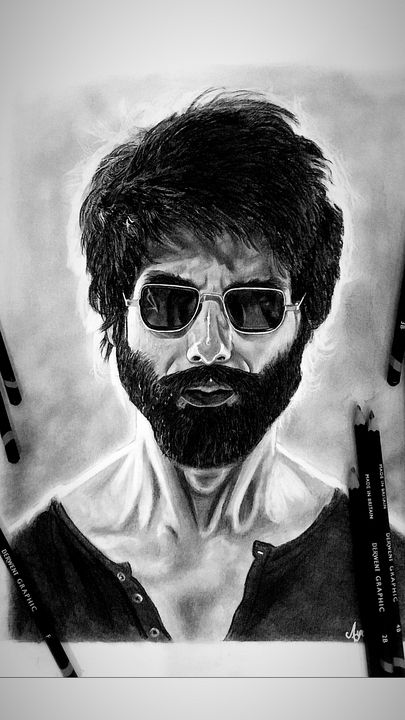 Celebrity sketches - Dr.Apurvage_arts