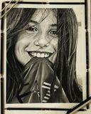 Original girl sketch