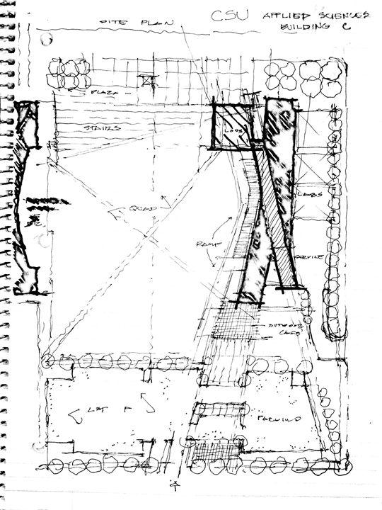Site Diagram 2 - NapkinSketch Art