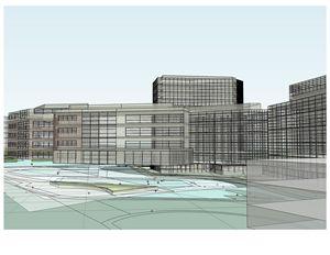 Transit Planning Concept Art