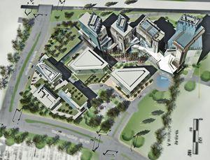Transit Center Concept
