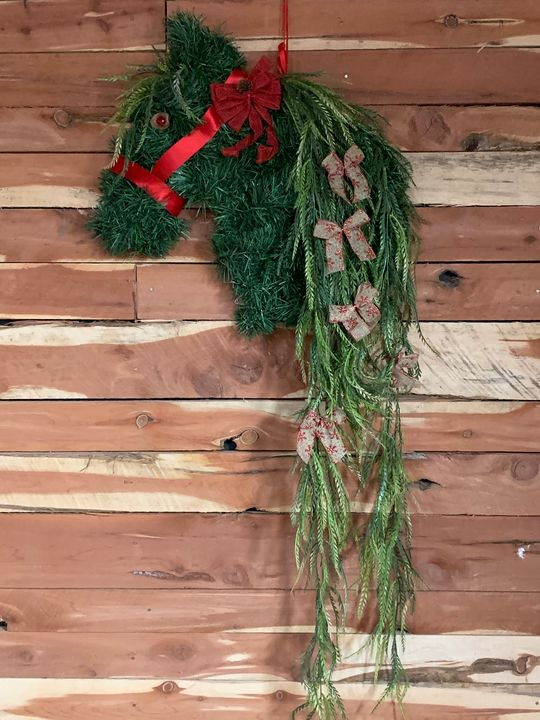 Horse Wreath (2) - Howl's