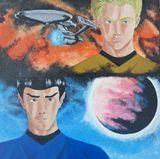 'Spock & Kirk'