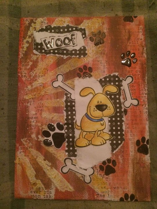 woof! - so much art!!