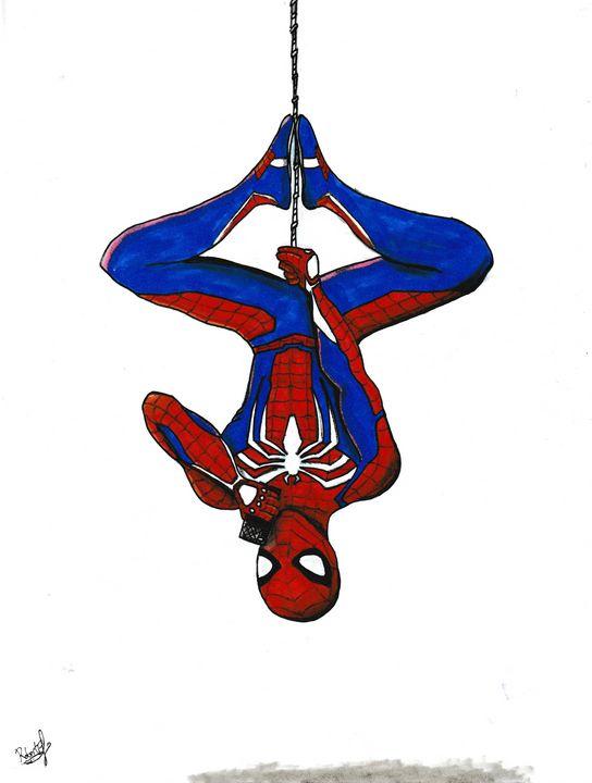 Spider-Man PS4 - R_creator's Art