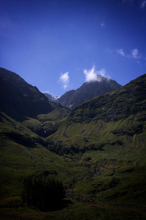Summer in the Highlands - Zora Marie