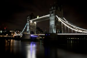 Night at the Tower Bridge