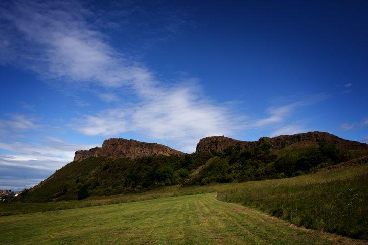 Scotland Stole My Heart - Zora Marie
