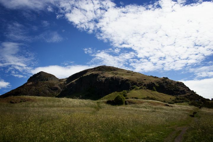 The Hills of Arthur's Seat - Zora Marie