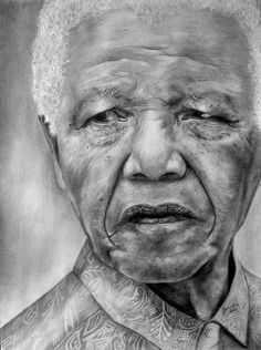 Nelson Mandela - Madiba - Palmar Dean