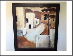 James Voxx – Painter - De_ja_vu Art Gallery
