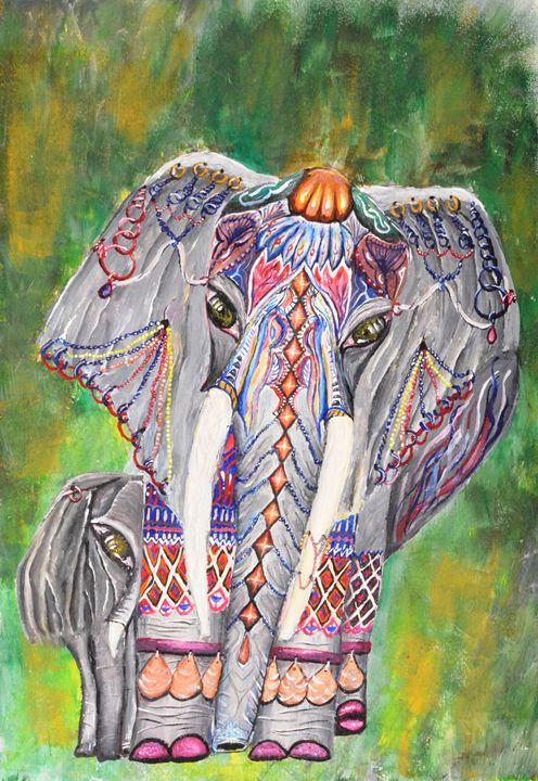 Thai Giant - Medea Ioseliani