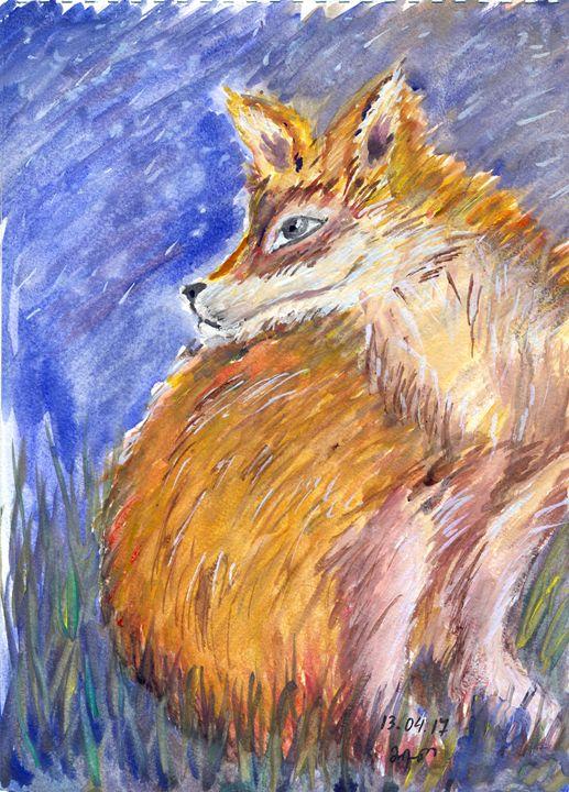 Fox - Medea Ioseliani