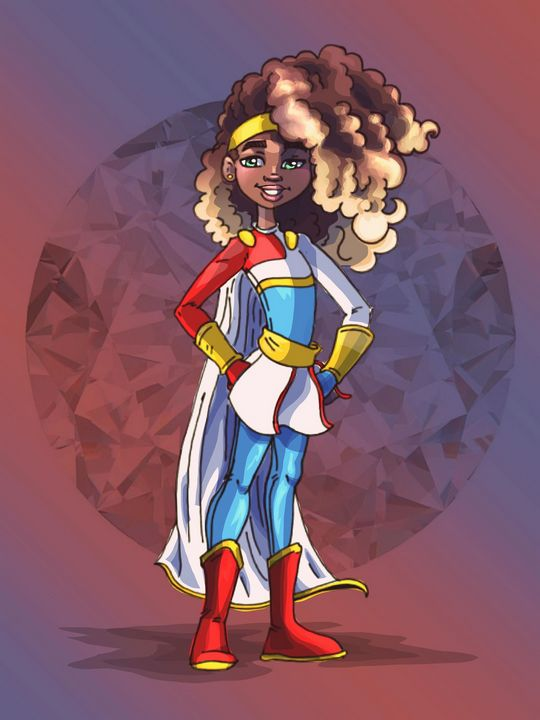 Desta is Unstoppable - Every Girl Wears a Crown