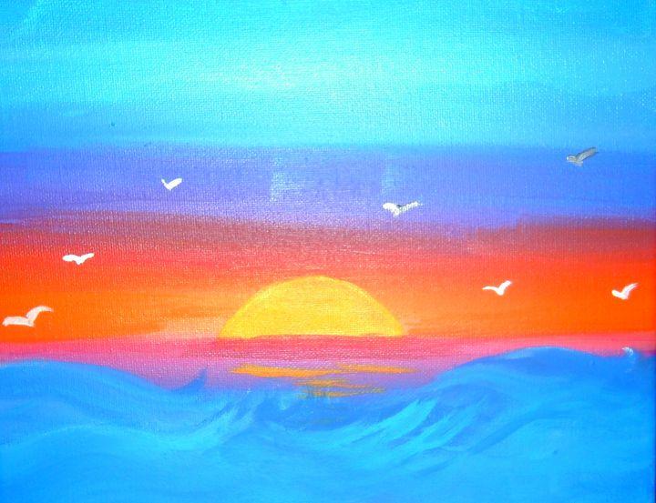 Sunset Mirage - Lashanda
