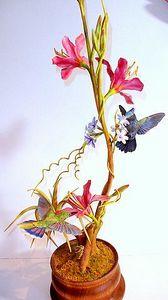 """""""Pot Luck"""" Antillean hummingbirds"""