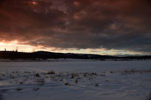 Frozen Overcast