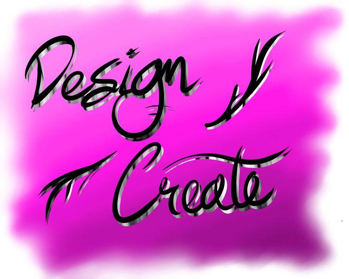 Design, Create - Sam Aston