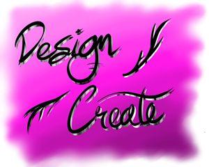 Design, Create
