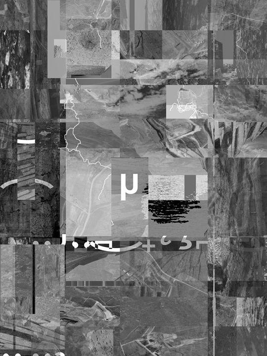 Collage #7bw – Merge - Anthony Cricchio