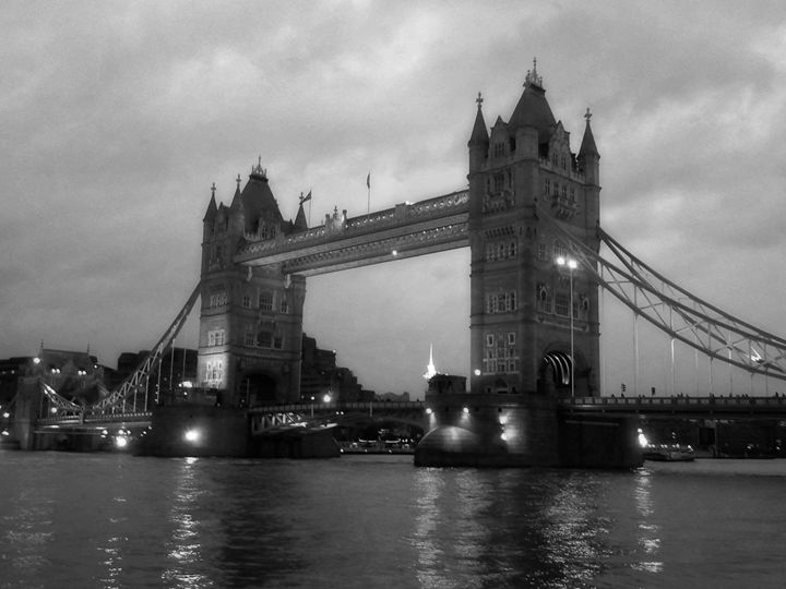 Tower Bridge London, England - Anthony Cricchio
