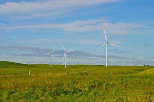 Wind mill Prairie