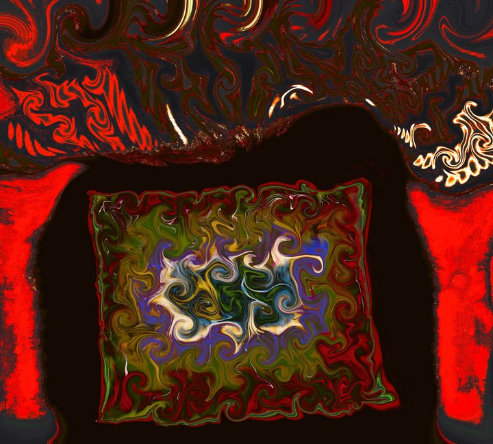 Carpet in the cavern - David R. Bedingfield