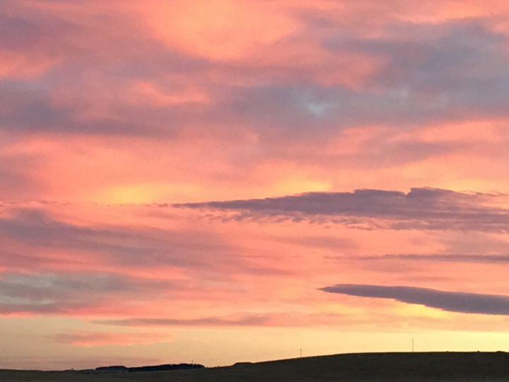 Dakota sunset 2 - David R. Bedingfield