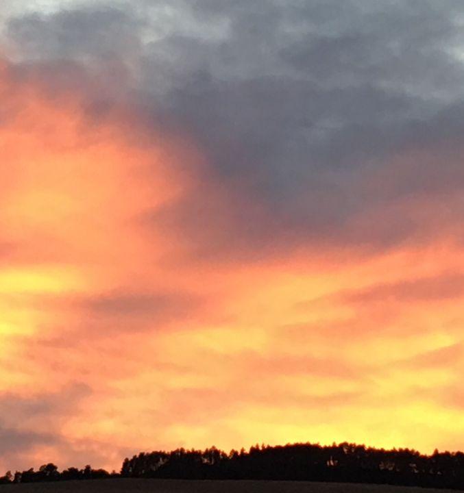 Dakota sunset 1 - David R. Bedingfield