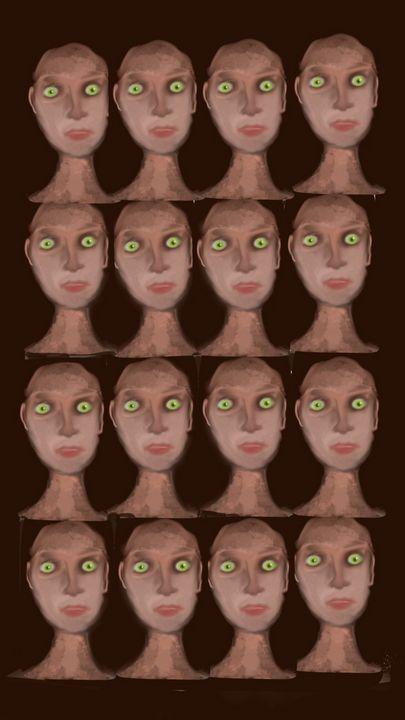 Sixteen Zombies - David R. Bedingfield