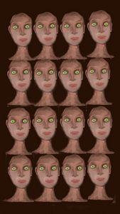 Sixteen Zombies
