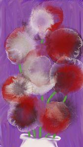 Flower Study - David R. Bedingfield
