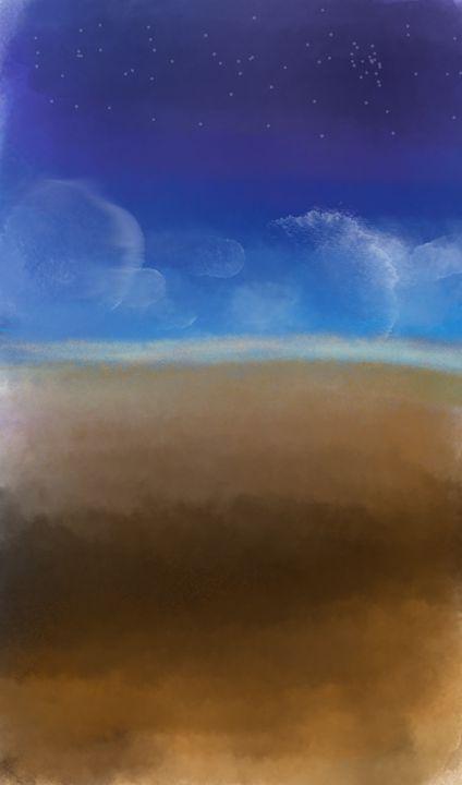 Badlands Sky - David R. Bedingfield