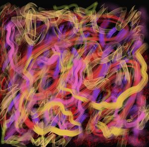 Neon#2 - David R. Bedingfield