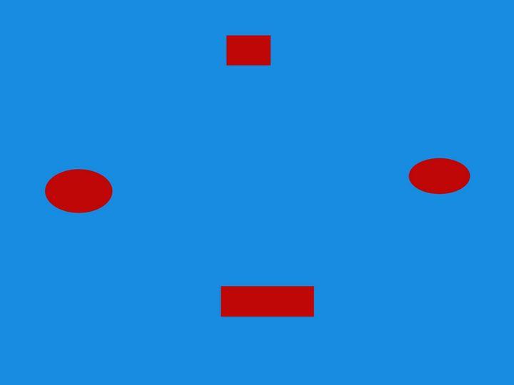 Abstract #16 Blue - David R. Bedingfield