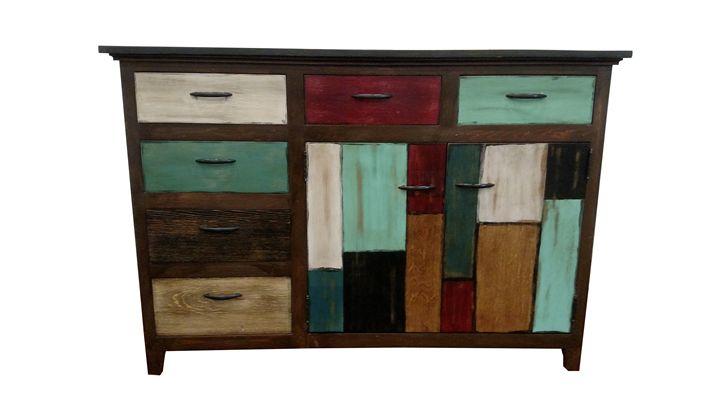 Rustic Buffet - Nina's ART AREA