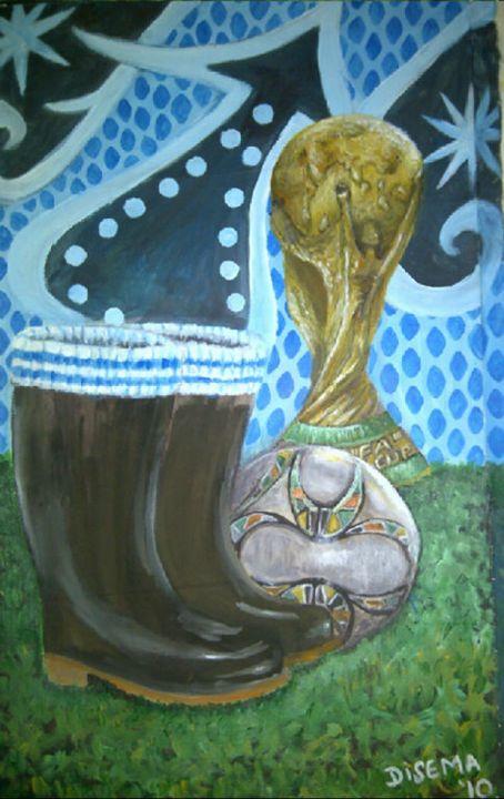 Soccer against AIDS - Disema