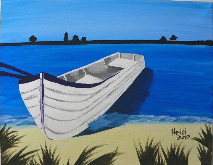 Saccharine Shore - Heidi Davis