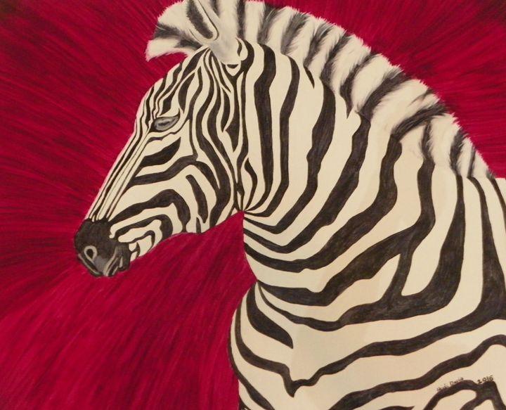 Black and White is Fierce - Heidi Davis
