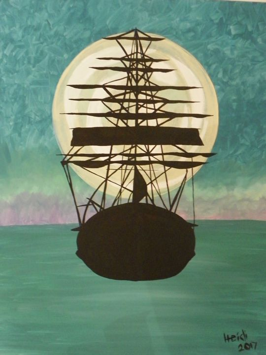 Black Sails - Heidi Davis