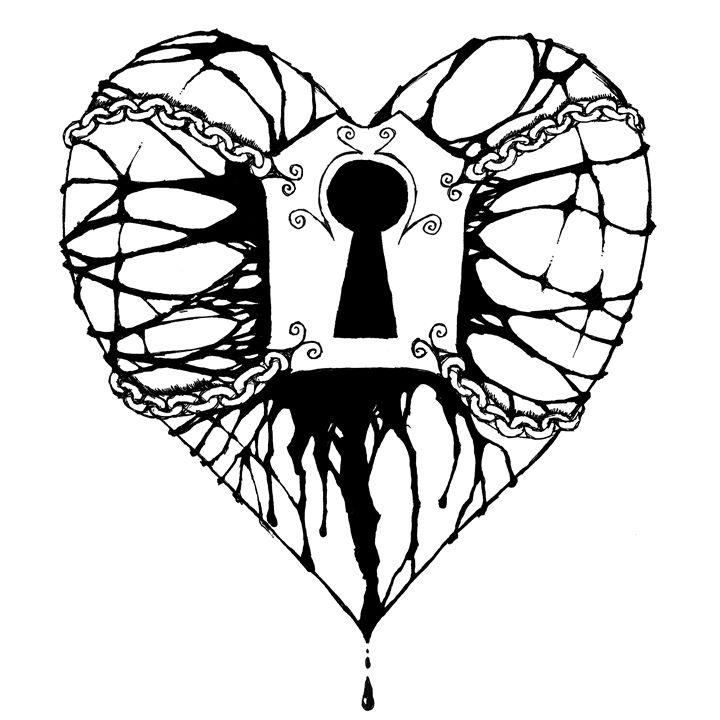 Heart and Locket - David Alan White