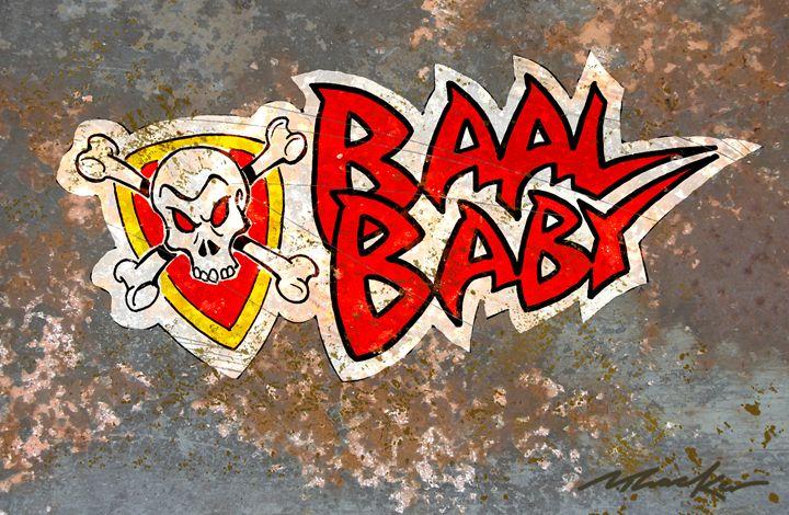 Ba'al Baby Pirate logo - Chronos Productions