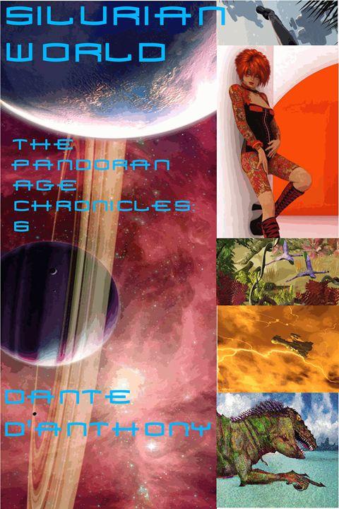 Silurian World Cover Art - Chronos Productions